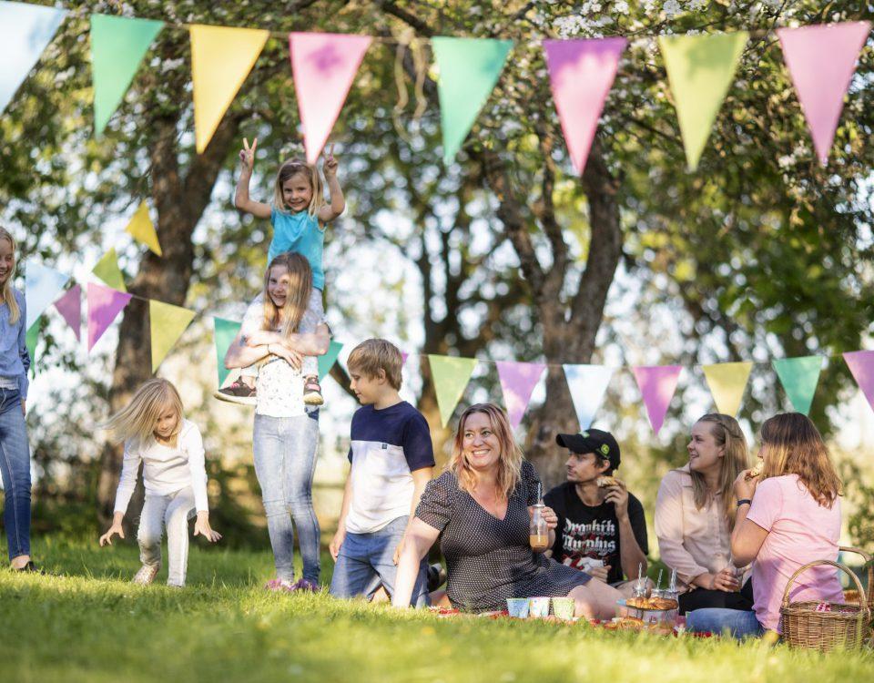 Kalaset, Ålands största picknick
